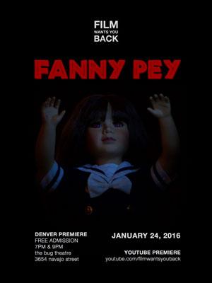 FANNY PEY: Free Denver & Youtube Premiere!